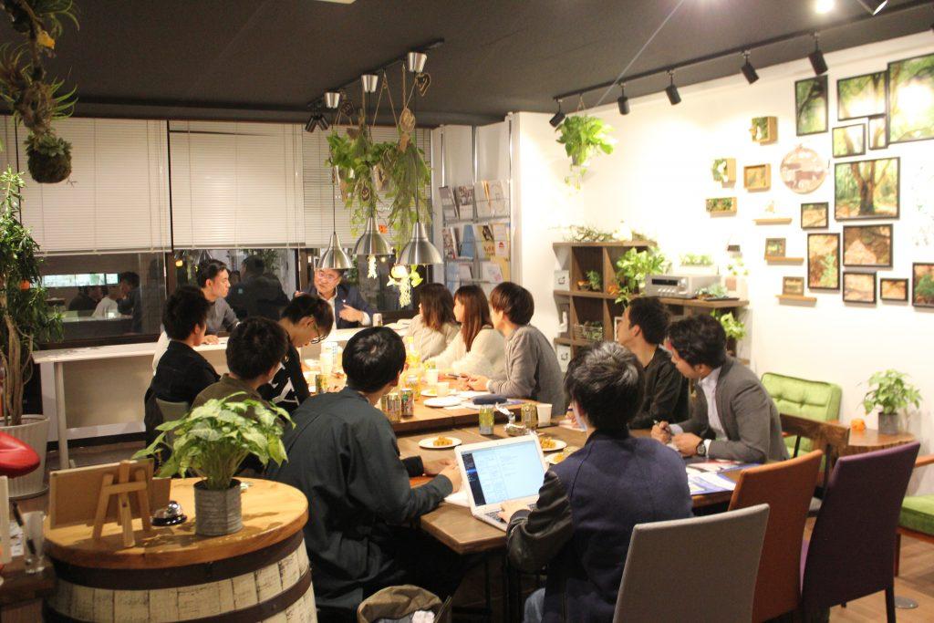 3/12(月)開催社長BARのお知らせ