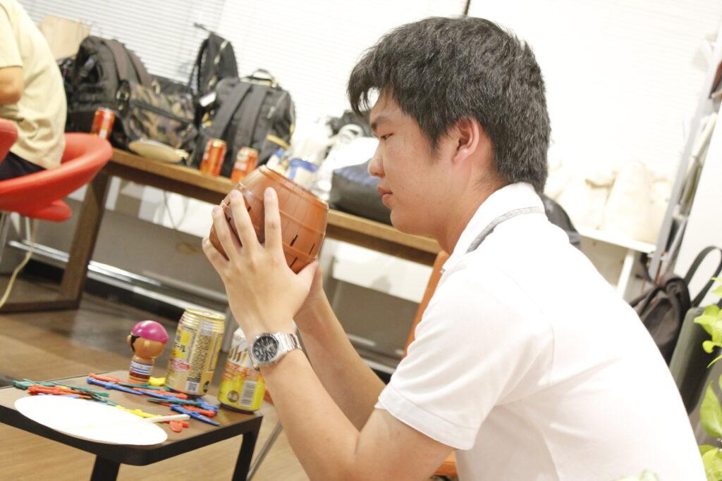 【インタビュー】学生ドラフト運営 前川佑麻くん